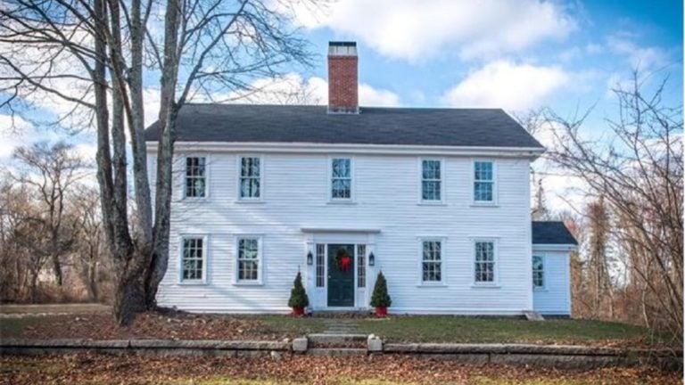 For sale: Restored property of Salem witch trials refugee