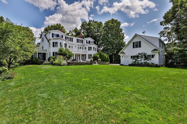 Luxury Home of the Week: For nearly $3 million, a newbury estate with a sculpture garden