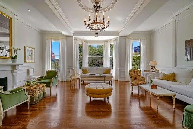 Biggest sales: A three-bedroom Commonwealth Avenue duplex for $4.4 million