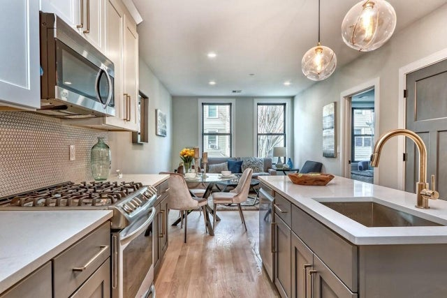 Just listed: An East Boston condo with garage parking for under $500,000