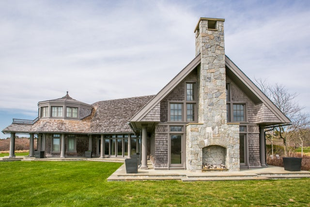 Celtics owner Wyc Grousbeck's Martha's Vineyard home just sold. Take a look inside.