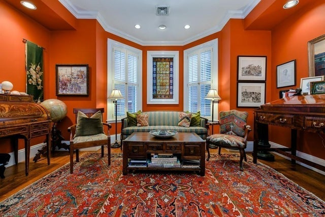 Luxury Home of the Week: For $7 million, a condo spanning two Back Bay brownstones