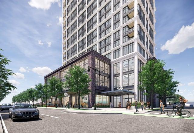 One of Boston's biggest developers is planning a new tower in Southie