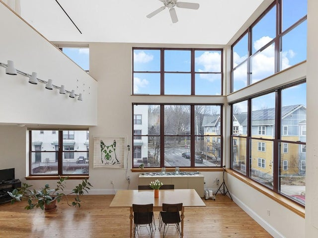 Listed and snapped up: A Jamaica Plain condo with a workshop on for $749,000