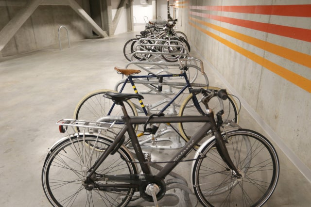 Tiny apartment, big bicycle? Experts offer storage tips