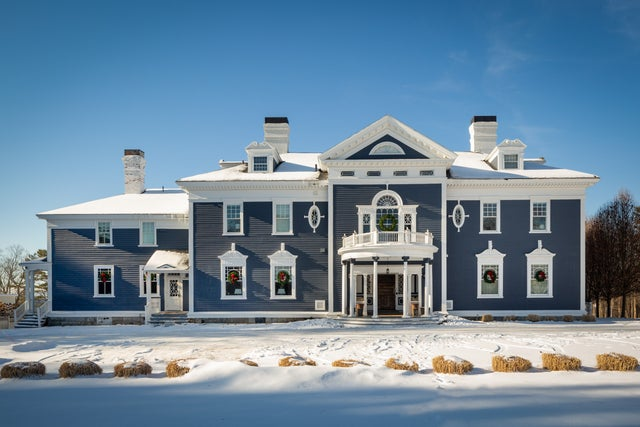 This mansion built by a former secretary of state just hit the market for $4.6 million