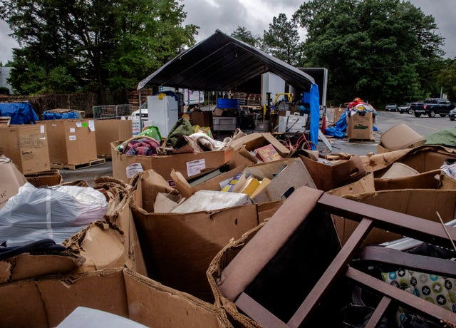 The great decluttering of 2020: The pandemic has inspired a clean-out of American homes