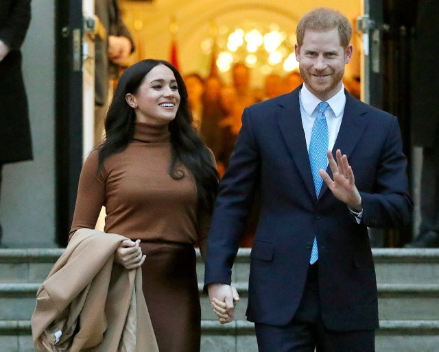 Prince Harry and Meghan Markle have moved into a new California home
