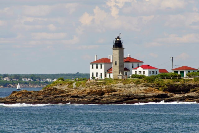 Free to a good home: Two Rhode Island lighthouses